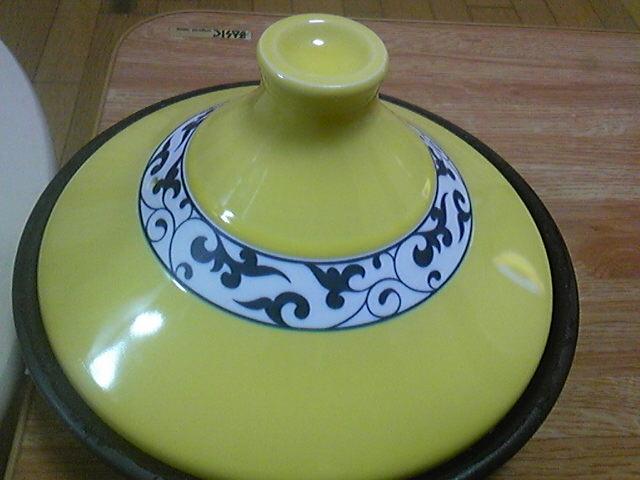 タジン鍋。